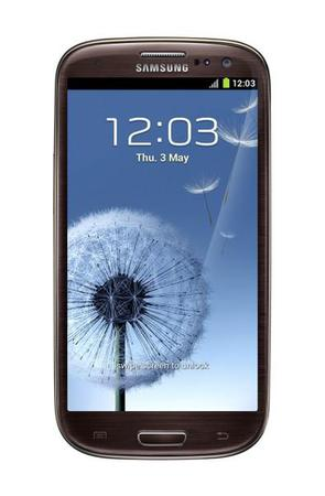 Смартфон Samsung Galaxy S3 GT-I9300 16Gb Amber Brown - Кстово